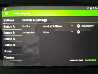 2.1- Solex Button Mapping - Button A