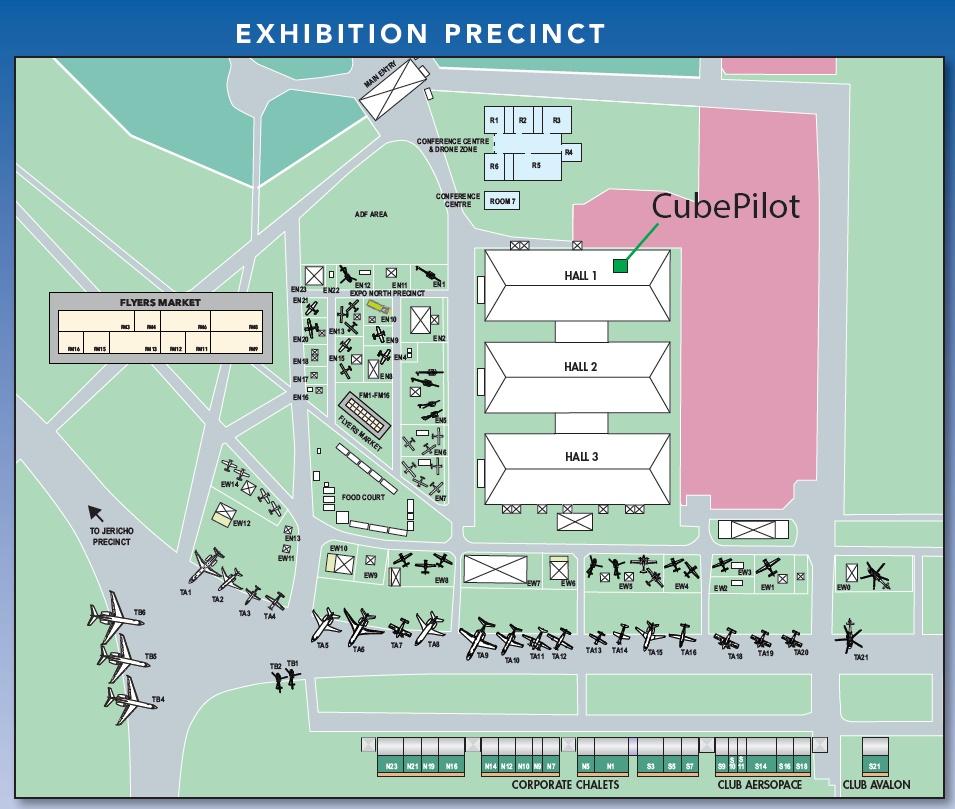 AVALON AIRSHOW 2019 come meet us! - Announcements - Cubepilot